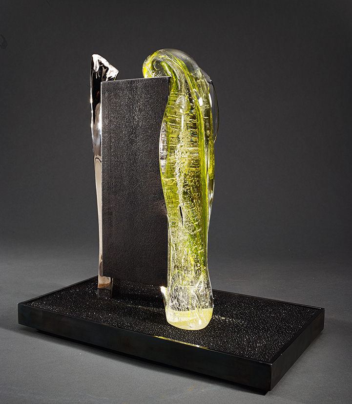 Philippe Bresson 2015, Sculpture lumineuse XV