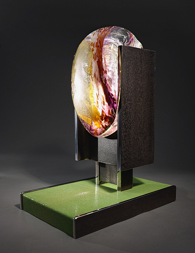 Philippe Bresson 2015, Sculpture lumineuse V