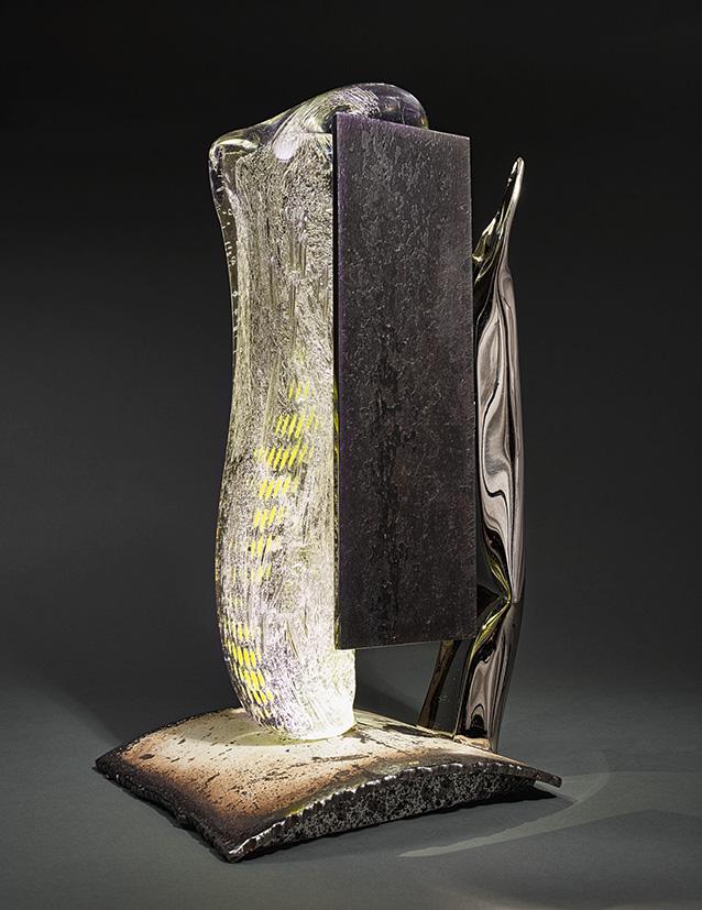 Philippe Bresson 2015, Sculpture lumineuse IV