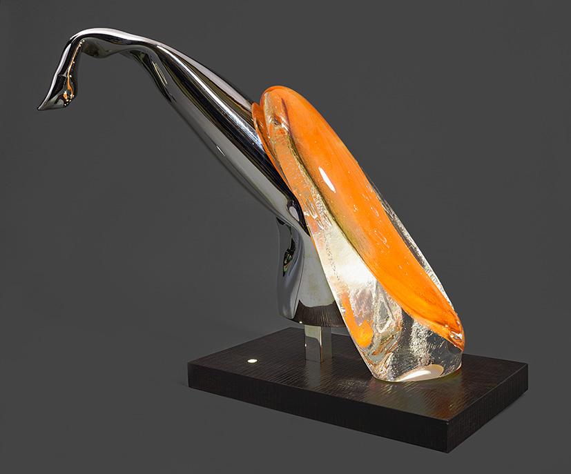 Philippe Bresson 2015, Sculpture lumineuse XI