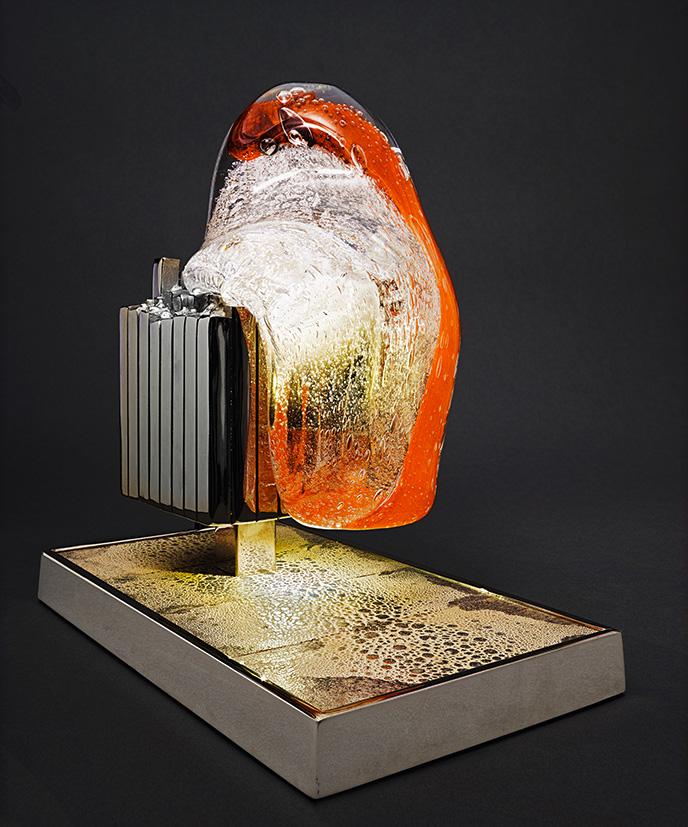 Philippe Bresson 2015, Sculpture lumineuse VIII