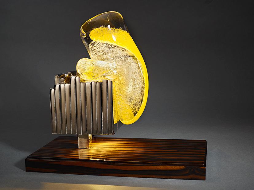 Philippe Bresson 2015, Sculpture lumineuse XVI