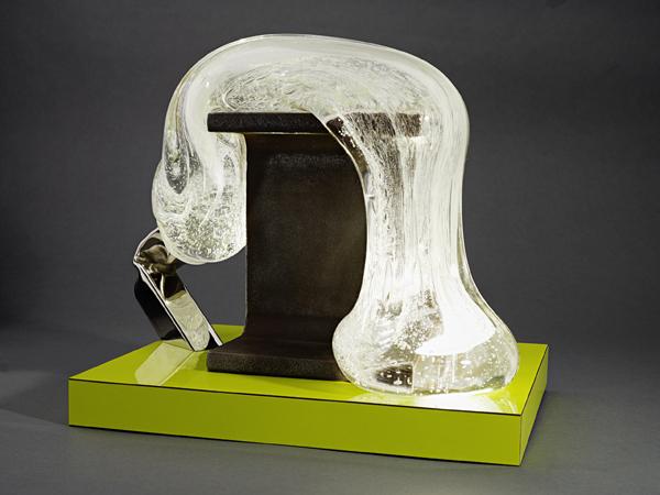 Philippe Bresson 2015, Sculpture lumineuse X