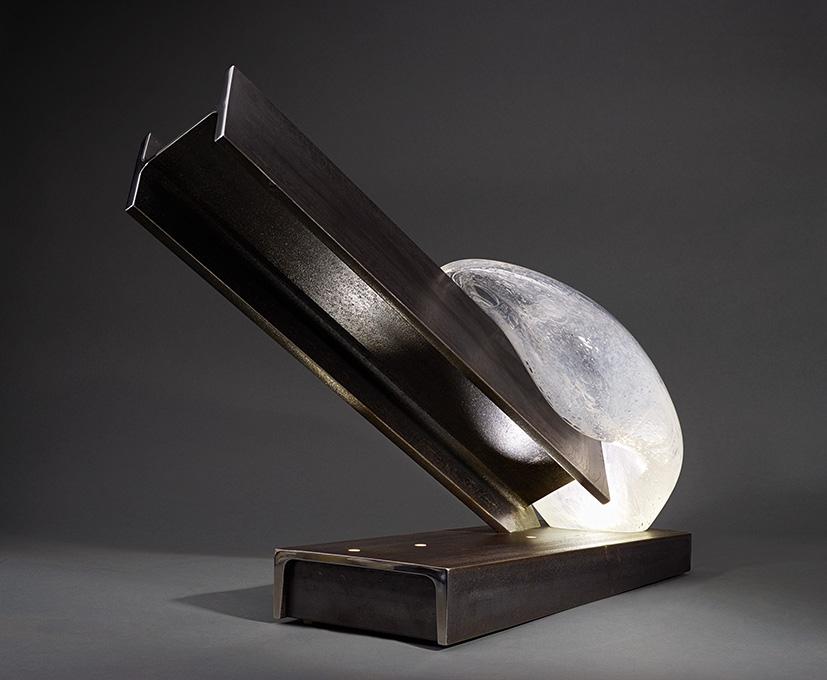 Philippe Bresson 2015, Sculpture lumineuse XIV