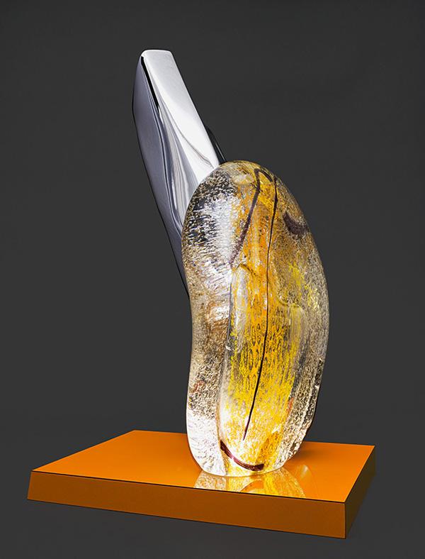 Philippe Bresson 2015, Sculpture lumineuse VII