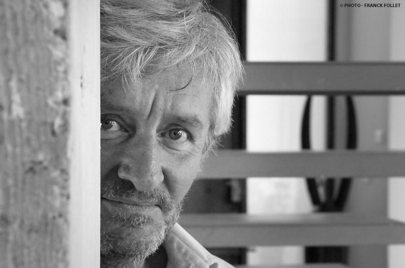Portrait Philippe Bresson - Photo Franck Follet