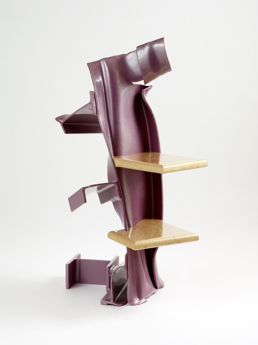 Philippe Bresson 2014, sellette, dim. 0,40 x 0,45 x 1,10 m