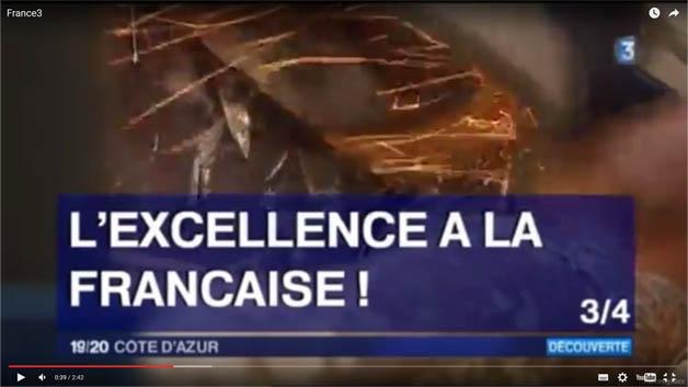Reportage sur France 3