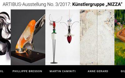 Exposition à la Burg-Galerie de Stolberg (Allemagne)
